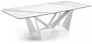 Стильный обеденный стол Rect 260X110X75 CM белый