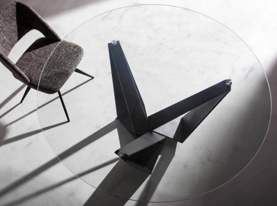 Обеденный стол Loft Tendencia 150X150X76 CM 2