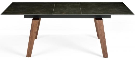 Обеденный раздвижной стол DT797 180-230X90X75 CM 3