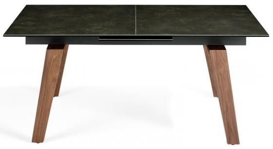 Обеденный раздвижной стол DT797 180-230X90X75 CM 4