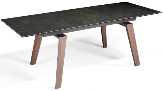 Обеденный раздвижной стол DT797 180-230X90X75 CM 2
