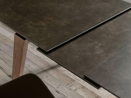 Обеденный раздвижной стол DT797 180-230X90X75 CM 6