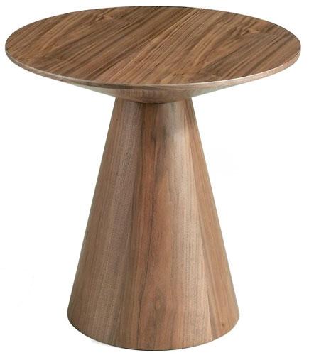Кофейный столик из ореха ET652 65X65X55 CM 1