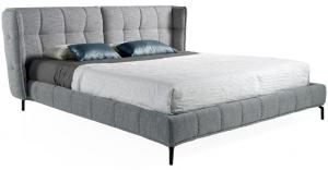 Кровать обитая тканью K3229C 225X231X90 CM