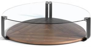 Кофейный столик Nature Life 135X135X32 CM