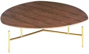 Кофейный столик Nature Life 110X110X28 CM