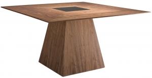 Квадратный обеденный стол Onyx 150X150X79 CM