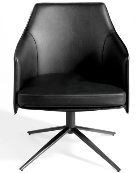 Вращающееся кресло Loft Tendency 70X69X84 CM 2