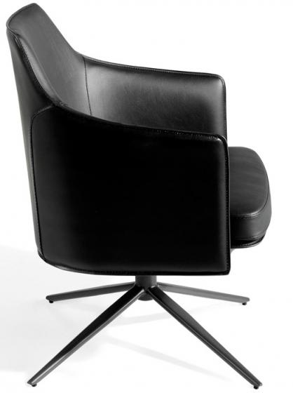 Вращающееся кресло Loft Tendency 70X69X84 CM 3