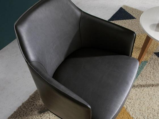 Вращающееся кресло Loft Tendency 70X69X84 CM 6