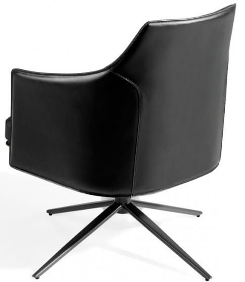 Вращающееся кресло Loft Tendency 70X69X84 CM 4
