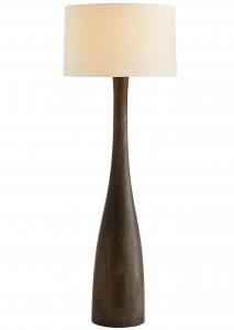 Торшер из древесины мангового дерева Truxton 58X58X165 CM