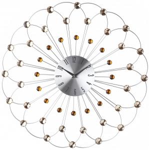 Кварцевые настенные часы Ornament Ø50 CM