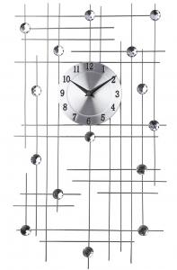 Кварцевые настенные часы Strokes 33X57 CM