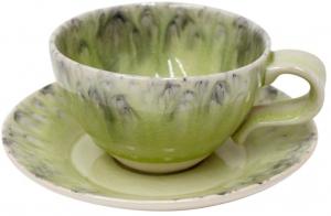 Чайная пара Maderia 250 ml зелёная
