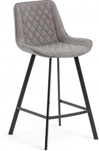Барный стул Arian 50X53X95 серый