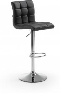 Барный стул Crema 42X48X91-112 CM черный