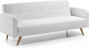 Диван-кровать Roger 210X88-108X82 CM белый