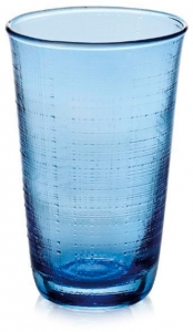 Стакан Denim 380 ml синий
