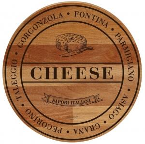Доска сервировочная Cheese Ø30 CM