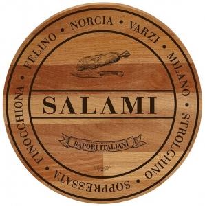 Доска сервировочная Salami Ø30 CM
