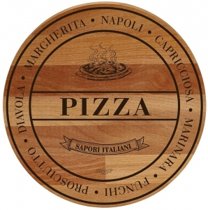 Доска сервировочная Pizza Ø30 CM