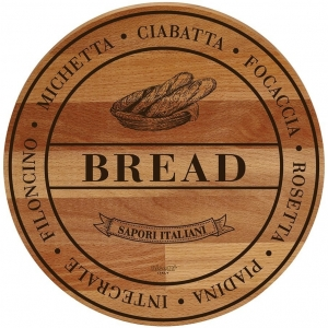 Доска сервировочная Bread Ø30 CM