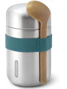 Термос для еды Food Flask B 400 ml бирюзовый