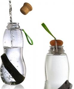 Эко-бутылка eau good с фильтром лайм
