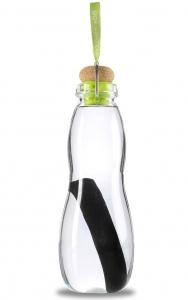 Эко-бутылка eau good glass с фильтром лайм