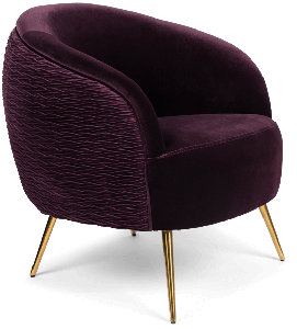 Кресло So Curvy 78X77X77 CM