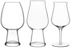 Набор из шести бокалов для пива Birrateque 420 ml / 540 ml / 780 ml