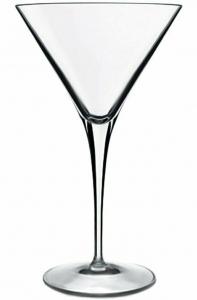 Набор из шести бокалов для мартини Elegante 260 ml