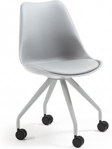 Офисное кресло Lars 48X56X82 CM серое