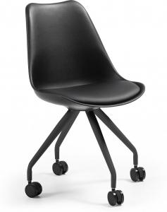 Офисное кресло Lars 48X56X82 CM черное