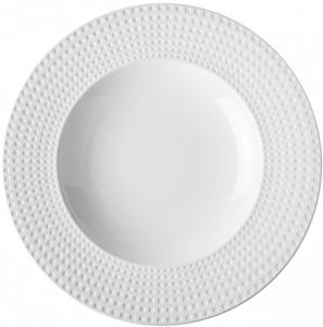 Тарелка глубокая фарфоровая Satinique Ø25 CM