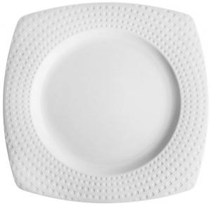 Тарелка квадратная Satinique 26X26 CM