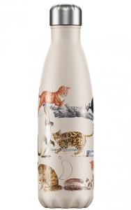 Термос Emma Bridgewater 500 ml cats