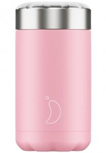 Контейнер для горячего Food Pot Pastel 500 ml pink