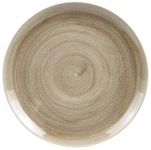 Тарелка Stonecast Ø32 CM Patina Antique Taupe