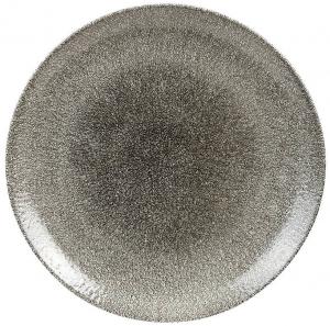 Тарелка Raku Quartz Black Ø26 CM