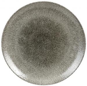 Тарелка Raku Quartz Black Ø29 CM