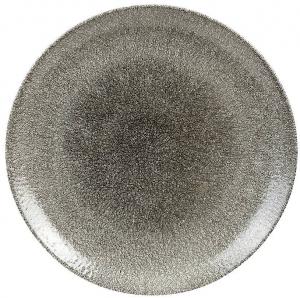 Тарелка Raku Quartz Black Ø22 CM