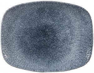 Сервировочная тарелка Raku Topaz Blue 26X20 CM