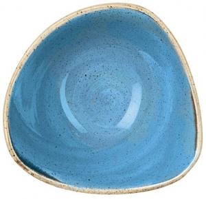 Тарелка Stonecast 15X15X5 CM Cornflower Blue