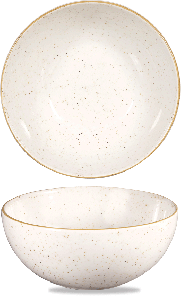 Миска для лапши Stonecast Barley Ø19 CM White