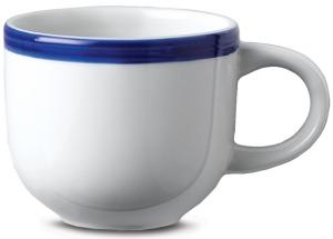 Чашка кофейная Retro Blue 85 ml