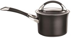 Сотейник для соусов с крышкой Symmetry 1.9 L чёрный