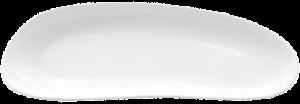 Платформа для закусок Yayoi 32X12X4 CM матовая глазурь