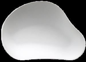 Салатник Yayoi 21X14X7 CM матовая глазурь